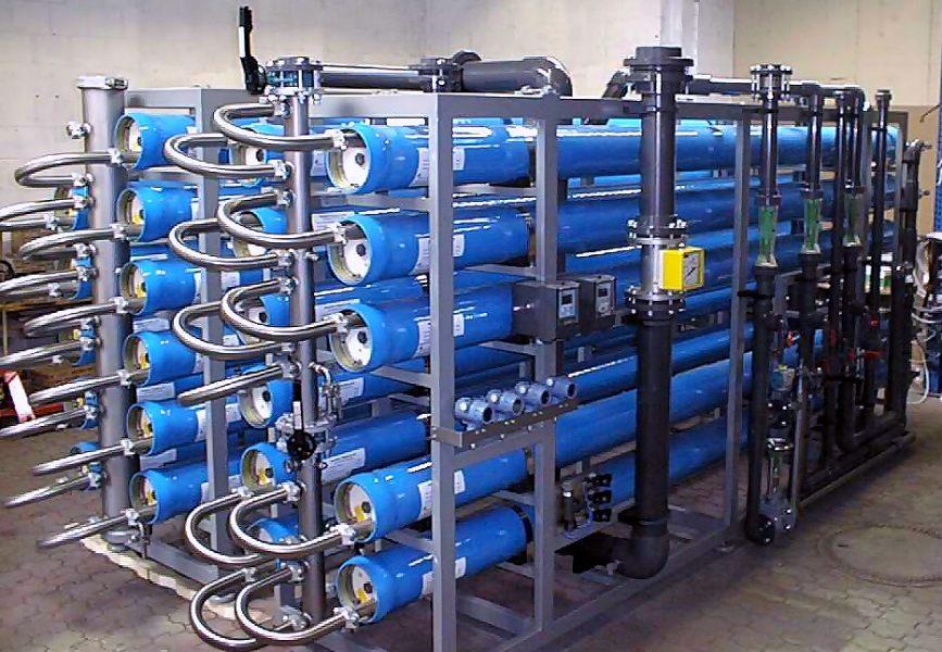 Методы и оборудования розлива воды.