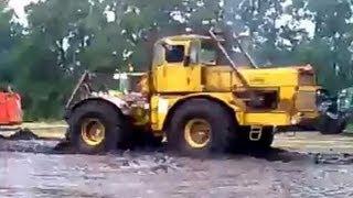 Кировец K700 против Class Xerion TRAC