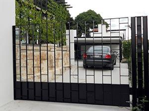 Как правильно выбрать автоматические ворота для дачи?