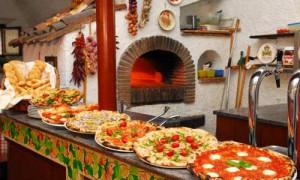 Открываем пиццерию