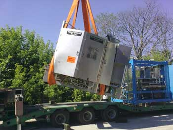 Особенности транспортировки деревообрабатывающего оборудования