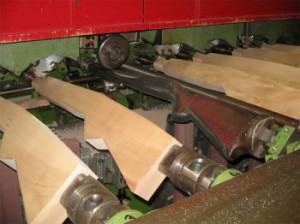 Деревообрабатывающее оборудование.