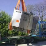 транспортировка оборудования