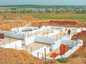 Этапы строительства загородного дома с использованием современных технологий.
