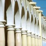 Строительство колонн