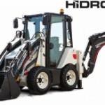 Экскаватор-погрузчик HIDROMEK HMK 62SS