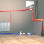 Выбор труб для отопительной системы