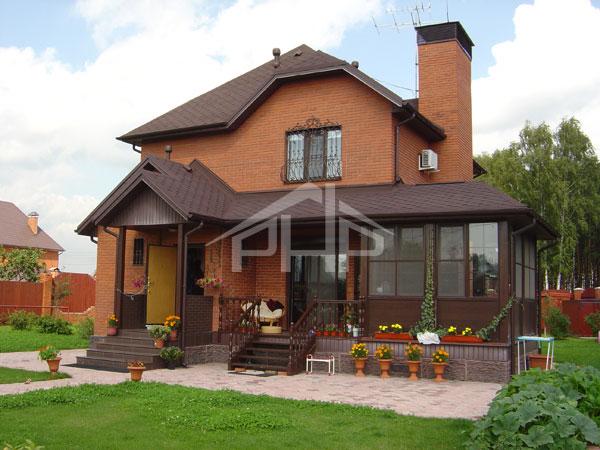 Важность цветовой гаммы при постройке дома