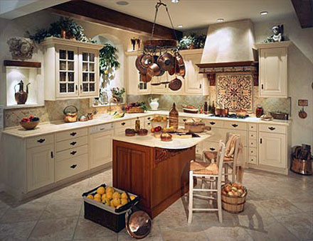 for Chef kitchen decorating ideas
