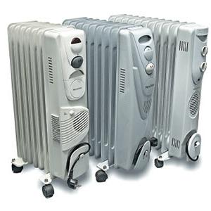масленые радиаторы