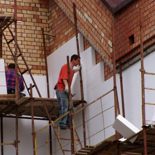 Как правильно выбирать фасадную сетку