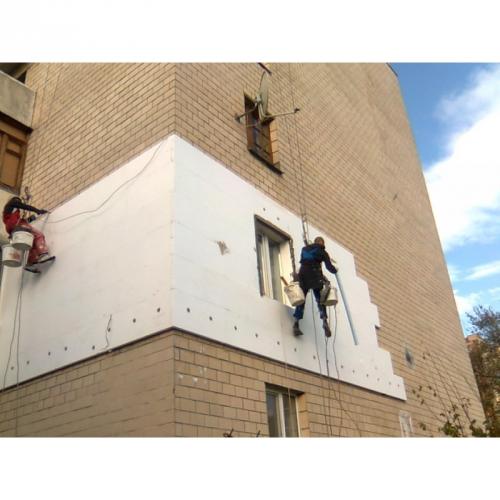 Какие материалы использовать для утепления фасада