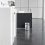 Нержавеющая сталь в кухне или ванной комнате