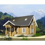 Виды фундамента для бревенчатого дома