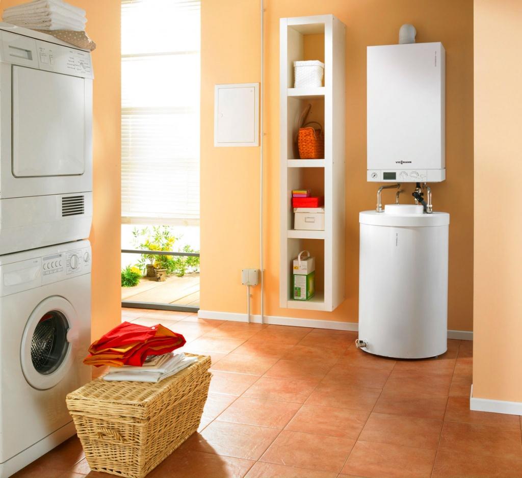 Какой установить газовый котел в доме?