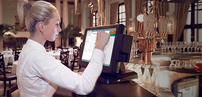 Особенности работы программы для автоматизации ресторана