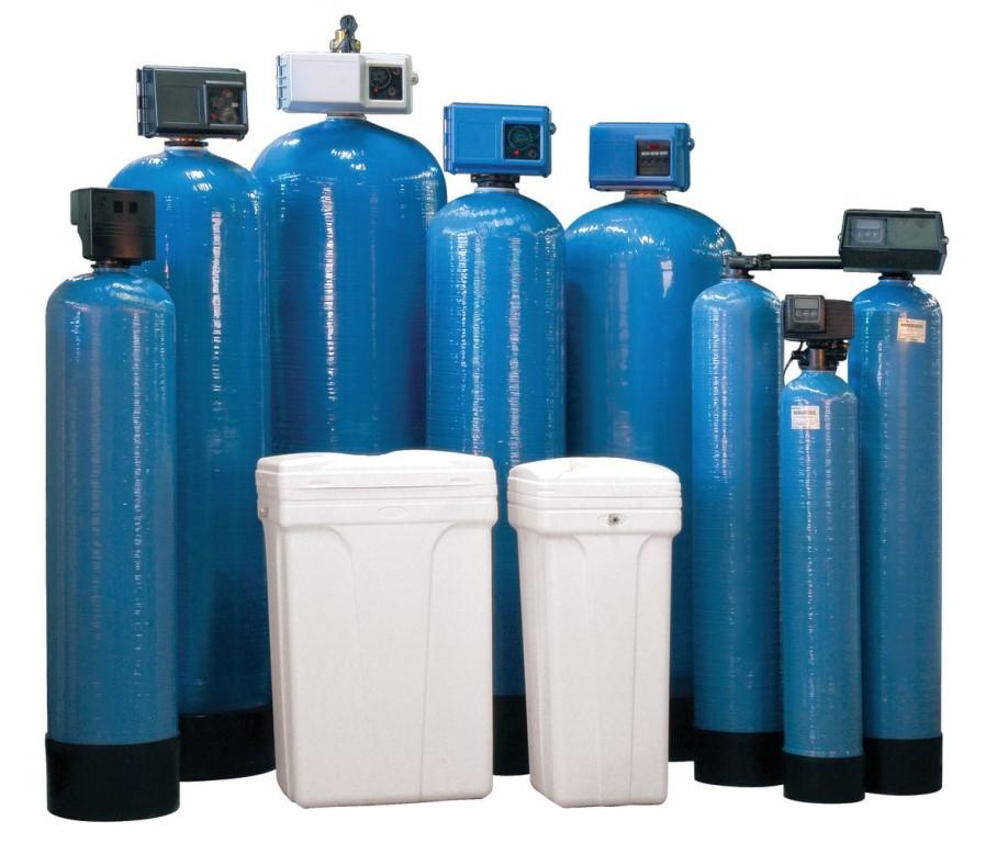 Типы систем очистки воды