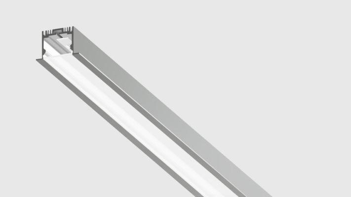Причины популярности линейных светильников